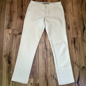 Daughters Of The Liberation jacquard Pants